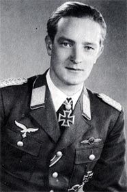 "✠ Friedrich-Karl ""Tutti"" Müller (25 December 1916 – 29 May 1944) killed in a landing accident at Salzwedel."