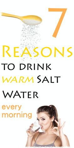 Have you ever heard of Sole water? If not, that's ok, lots of people probably have not, but it is now time you learned about this amazing, 100 percent natural drink.