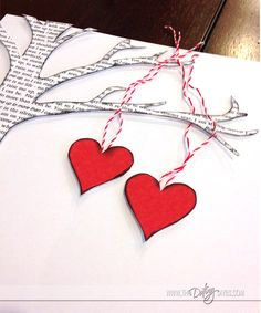DIY Romantic Wall Decor! Such a unique and cute way to capture your love song... which also doubles as fabulous home decor! And makes a romantic gift idea!