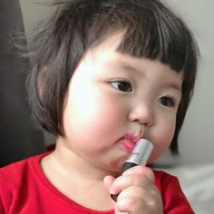 Cute Asian Babies, Korean Babies, Cute Babies, Baby Kids, Ulzzang Kids, Korean Boys Ulzzang, Funny Kids, Cute Kids, Baby Girl Pictures
