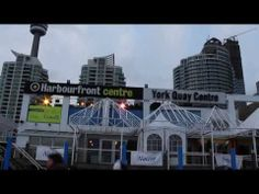VIDEO - Calculated Traveller Magazine -- Ice Skating at Harbourfront Centre Toronto, Ontario
