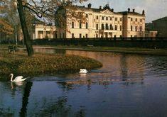 Pałac Branickich. Lata 1983 -1985.