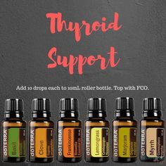 Thyroid support . Have had so many amazing testimonies on how people have benefited from this!