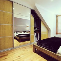 A happy customer from our Glasgow store. Double angled sliding door wardrobe in oak and mirror. Stunning we think. #inspo #love #interiors #interiordesign #decor #interior4all #homeinspiration #homeiswheretheheartis #wood #interior #interiordesigner #declutter #storage #home #happy #like #love