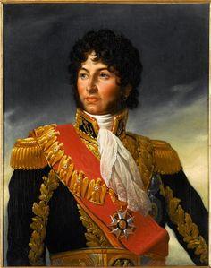 Joachim Murat, né le 25 mars 1767 à Labastide-Fortunière — de nos jours Labastide-Murat, dans le département du Lot — et mort le 13 octobre 1815 à Pizzo, dans le royaume de Naples, est un maréchal d'Empire français, de 1806 à 1808 grand-duc de Berg et de Clèves, prince français et roi de Naples de 1808 à 1815.