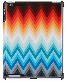 Even your iPad can be decked out in chevron!