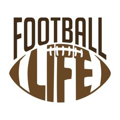 The football on the logo shows an athletic way of life and also might communicate an interest in football.