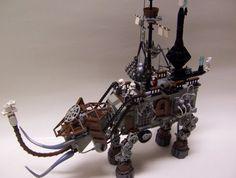 Lego Steampunk Imperial Walker