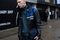 London Fashion Week Street Style: Fall/Winter 2017 Part. III - Buy and Sell Men's Clothing - Grailed