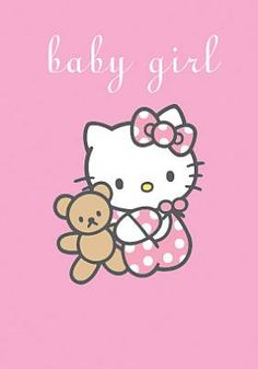 1000 Images About Hello Kitty Baby Shower On Pinterest