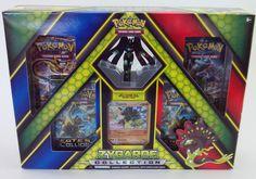 Pokemon TCG Trading Card Zygarde Collection Box Set