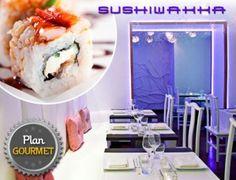 La mejor cocina japonesa llega a Madrid en formato de barra libre: degusta todo el sushi, maki y mucho más que quieras en Sushiwakka. ¡1 bebida incluida!