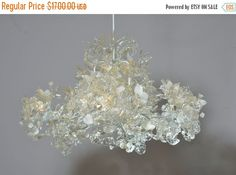 CHRISTMAS SALE Lighting hanging chandeliers Royal by yehudalight