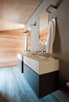 Agape Project: Verbier (Switzerland), 2011 by Bosshard Vaquer Architekten . Ph: Gianni Basso / Vega Mg