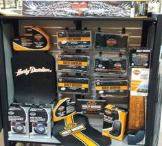 Give your car or truck a little Harley attitude from Bootheel Harley - Davidson Harley Davidson Motor, Used Harley Davidson, Car Stuff, Attitude, Trucks, Motorcycle, Truck, Motorcycles, Motorbikes