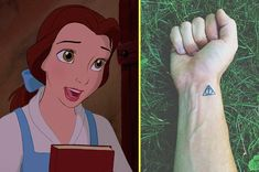 This Tattoo Test Will Determine What Book You Should Read Next
