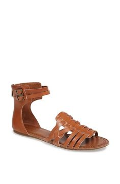 Need these for spring - Leather gladiator sandals