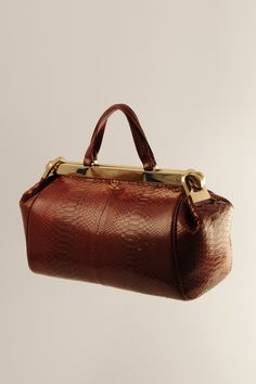 The Doctor bag - bauletto - FW 2012