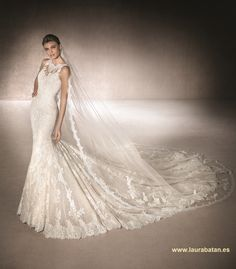Beautiful winter wedding dresses bride to be dress,high street wedding dresses bustier for wedding gown,farm wedding attire for guests rustic wedding dresses for bridesmaids. Fantasy Wedding Dresses, Wedding Dresses 2018, Lace Mermaid Wedding Dress, Designer Wedding Dresses, Bridesmaid Dresses, Beautiful Bridal Dresses, Perfect Wedding Dress, Beautiful Gowns, Dress Collection