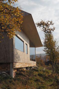 Gallery of Cabin Ustaoset / Jon Danielsen Aarhus MNAL - 15