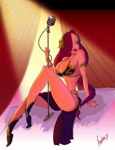 Slave Jessica Rabbit