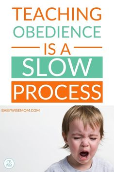 Teaching obedience to kids is a slow process. Your child will need to learn to listen and obey in a step-by-step manner. It takes time to learn to have first time obedience. #discipline #obedience #parenting #toddlers #parentingtips Gentle Parenting, Parenting Advice, Parenting Toddlers, Learning Time, Kids Learning, Sibling Fighting, Help Baby Sleep, First Time Parents, Toddler Schedule
