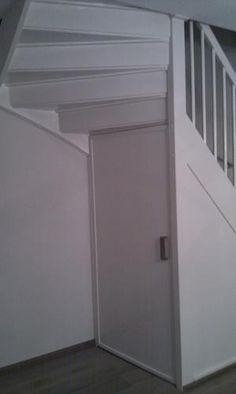 Trapkast + trap dichtmaken - Werkspot