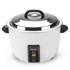 Rice Cooker - Rice Cooker ideas Aroma 60 Cup Commercial Rice Cooker Big Large Business Restaurant Countertop New - Aroma 60 Cup Commercial Rice Cooker Big Large Business Restaurant Countertop New Price : 3 Cup Rice Cooker, Small Rice Cooker, Electric Wok, Electric Food Steamer, Turkey Deep Fryer, Stainless Steel Rice Cooker, Zojirushi Rice Cooker, Arroz Frito, Gastronomia