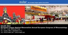EULAR 2013 European League Against Rheumatism Annual European Congress of Rheumatology 마드리드 유럽 류머티즘 학회
