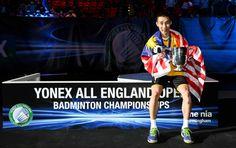 Three time YONEX All England Open Champion Badminton, Champion, Rocks, England, Happiness, Bonheur, Stone, English, Batu