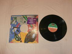 The Rocksteady Crew HEY YOU LP Vinyl Record Album O-86975 #Electro
