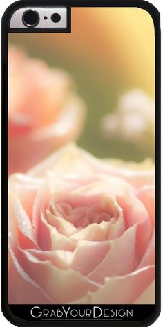 GrabYourDesign - Case for Iphone 6/6S Rose at backlight - by UtArt