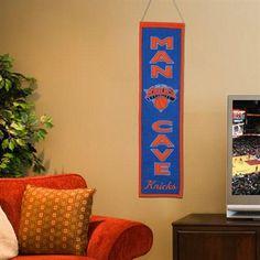New York Knicks Man Cave Banner