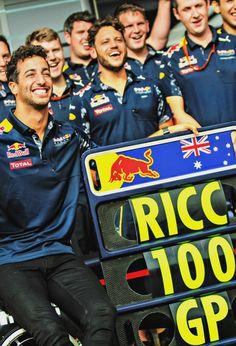 Daniel Ricciardo GP Germany 2016 in Hockenheim