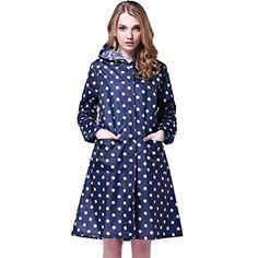 Trinny Women's Long Dot Waterproof Raincoat Rainwear Rain... https://smile.amazon.com/dp/B015ZIWZ0E/ref=cm_sw_r_pi_dp_x_3urezbC18XYD1