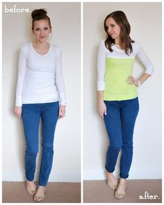 I love this blog!  All about refashioning clothes!