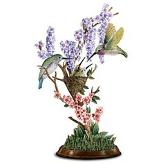 True To Nature Hummingbird Figurine