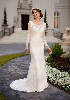 Stella York 6155 Wedding Dress - The Knot
