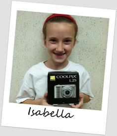 Isabella is the Drexel Hill winner of the Momma Mia contest!
