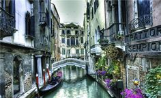 Fototapeta ścienna Wenecja gondola 1727VE Consalnet