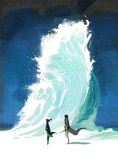 The Art Of Animation via PinCG.com