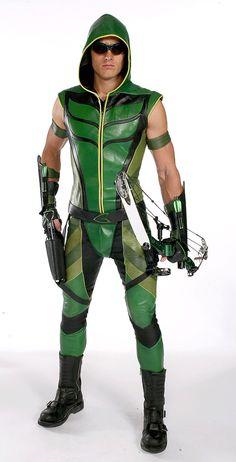 "Justin Hartley as Oliver Queen / Green Arrow in ""Smallville"" (2001) ... ""Revenge"" (2013) as Patrick Osborne ..."