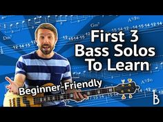 Bass Guitar Scales, Bass Guitar Chords, Learn Bass Guitar, Bass Guitar Lessons, Learning Guitar, Double Bass, Classical Music, Muse, Exercises