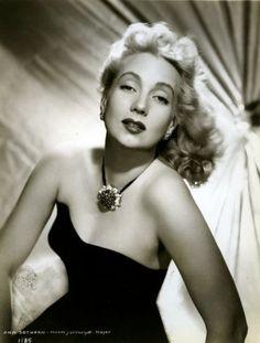 Ann Sothern - MGM 1940's