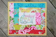 SSSwap Mini Quilt by Fresh Lemons : Faith, via Flickr