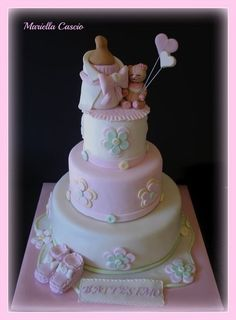 LATES BABY SHOWER CAKES | visit cakesdecor com