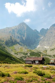 allthingseurope: High Tatras, Slovakia (by Wilson Lu) Bratislava, Beautiful World, Beautiful Places, Amazing Places, Beautiful Scenery, Places To Travel, Places To See, Travel Around The World, Around The Worlds
