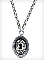 Locked Away Locket Necklace at PLASTICLAND