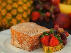 Tonga Toast Recipe served at Kona Cafe in Polynesian Resort at Disney World