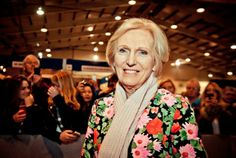 Mary Berry officially opens The Big Cake Show at Exeter's Westpoint
